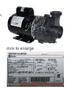 2HP Pentair 2-Speed Pump 1056012