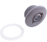 CMP Gray Jet Wall Fitting 23300-201-000
