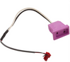 Hydroquip Switched Acc Receptacle WS-OVO4-02 Molded 18-3