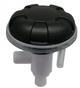 Master Spa X245370 On Off Valve 6-Spoke LED Graphite