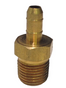 Ozone Brass Fitting X28-62 1/4b x 1/8mp