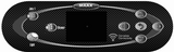 Maax 8 Button Overlay 108028
