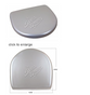 Caldera Spa Filter Lid Pearl Color 72340