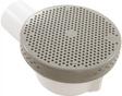 Lo Pro 3/4 Floor Drain 640-4347 Gray DYN10658