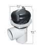 Waterway 1 Inch Top Access Diverter Valve 600-3249DSG-PS
