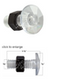 Marquis Spa Light Lens with Nut 740-0376
