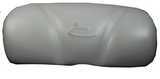 Dynasty Spa Pillow 14524 Lounge Gray Stitched