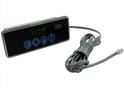 Hawkeye CTI Mini Max 4 Button Control Panel 1-628B-S Correct Tech