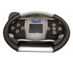 Steering wheel control panel