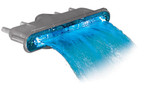 Waterway Aqua Fall Low Profile 8-Inch Waterfall 675-4908L