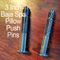 Baja Push Pin for Baja Spa Pillows