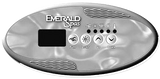 Emerald Spa SC1 SC2 4 Button Control Panel w Emerald Overlay 50012300