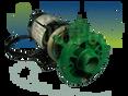 DreamMaker 1HP 2 Speed Deluxe Pump 120V Green