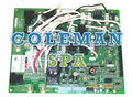 Coleman Spa M6 700 Series Circuit Board 106980 2006-2010