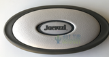 Jacuzzi Spa Oval Pillow and Bracket Set 2472-826