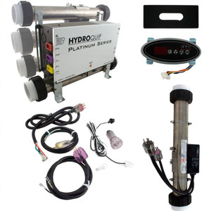 HydroQuip Control System 6502 558-355-3304 Slide Heater 4kW Eco2