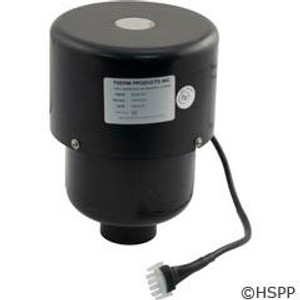Aquatemp 550  Bottom Discharge Portable Spa Blower 1 HP 110V 4 Pin AMP