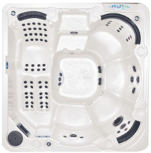 GT-500 Ultra Wave Lounger spa.