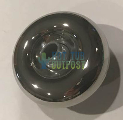 Rising Dragon 2 Inch Jet RD201-1437S Stainless Gray