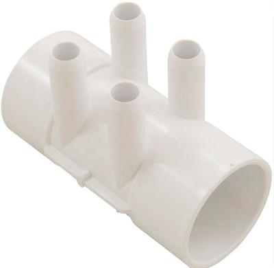 4 Port 3/4 Inch Manifold 2 Inch Slip x Slip Smooth Barb 672-417