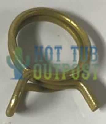 Double Wire Hose Clamp 3/4 Inch 101954