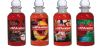 4 fragrance bottles hot tub