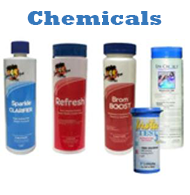 chemicals for hot tubs