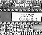 chip revision number