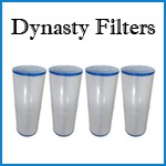 dynasty spa filters