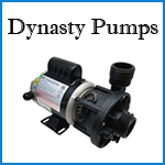 dynasty spa pumps