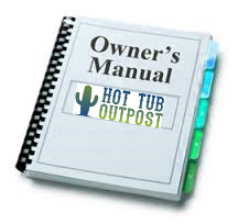 Hot Tub Outpost Owners Manuals