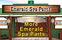 more emerald spa parts