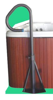 safety rails hottubs