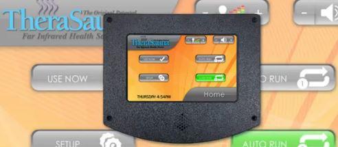 TheraSauna Control System