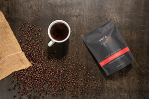 Resveratrol-infused Vera Coffee- 5lb Bag is smooth, delicious and good for you