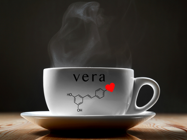 Vera Roasting Grows Line of Resveratrol & CBD-Infused Coffees