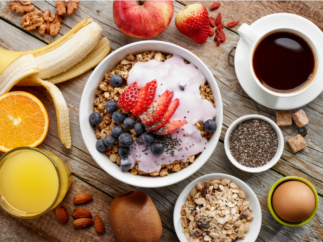 National Nutrition Month- Healthy Breakfast Recipes