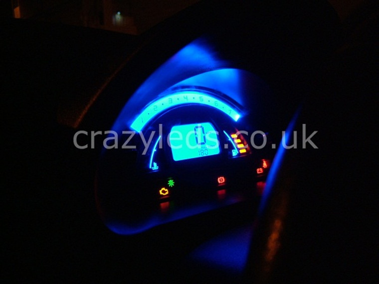 C2/C3 SMD LED speedometer conversion kit.
