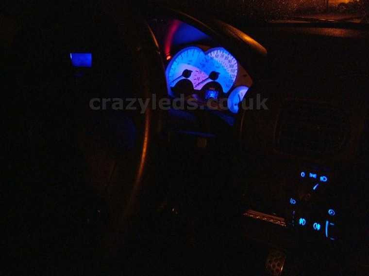 Corsa C LED Ready soldered switches