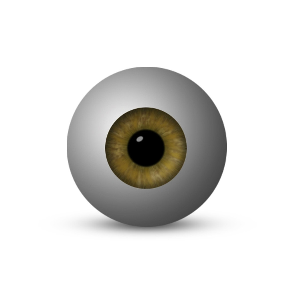 Eyeball - Brown (1-Star)