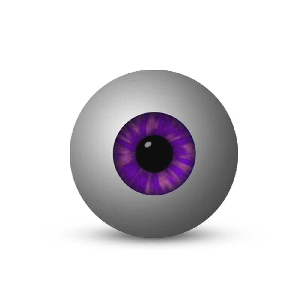 Eyeball - Purple (1-Star)