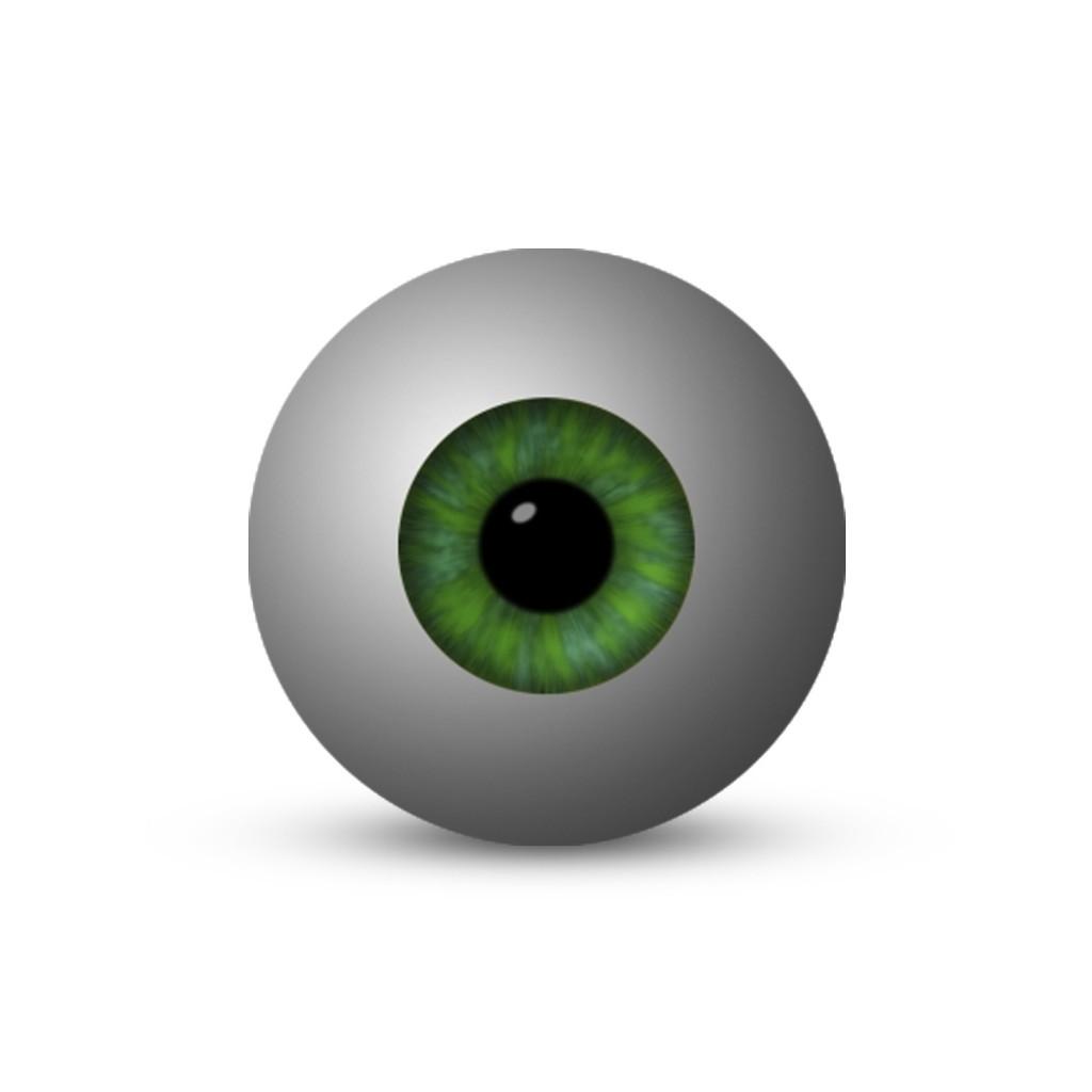 Eyeball - Green (1-Star)