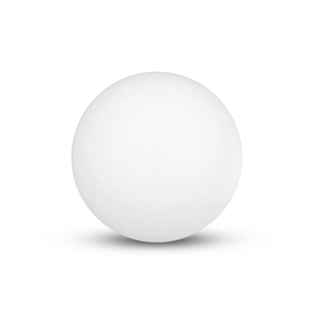 44 mm White Ping Pong Balls