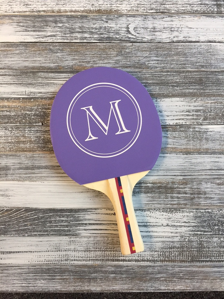Paddle - Monogram