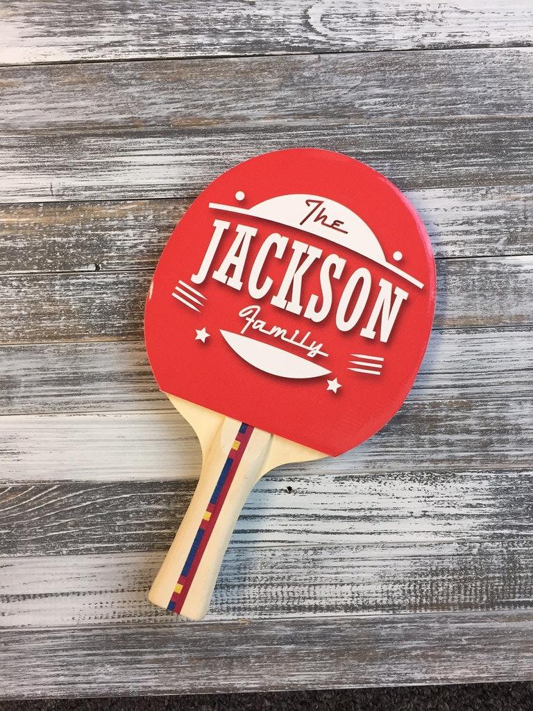 Paddle - Jackson