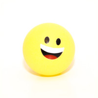 Emoji Pong Balls - Happy Pack (16 balls)