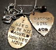 Daddy's Girl Necklace is a unique way to express your love