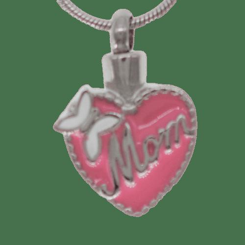 Mom in my Heart Memorial Keepsake Urn