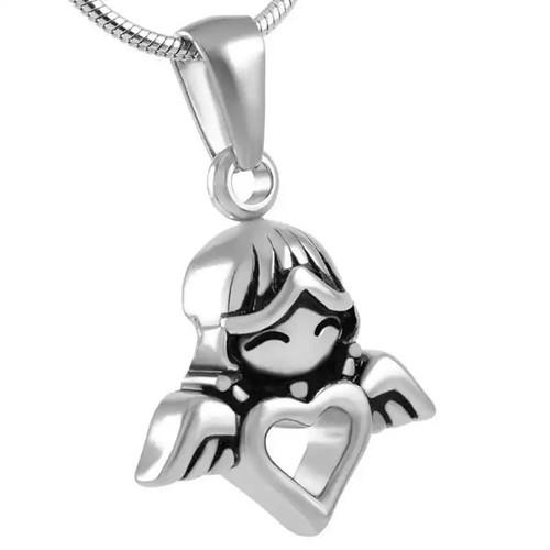 Heart Angel Urn