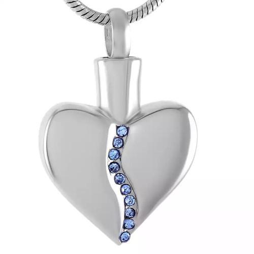 Heart Memorial Urn